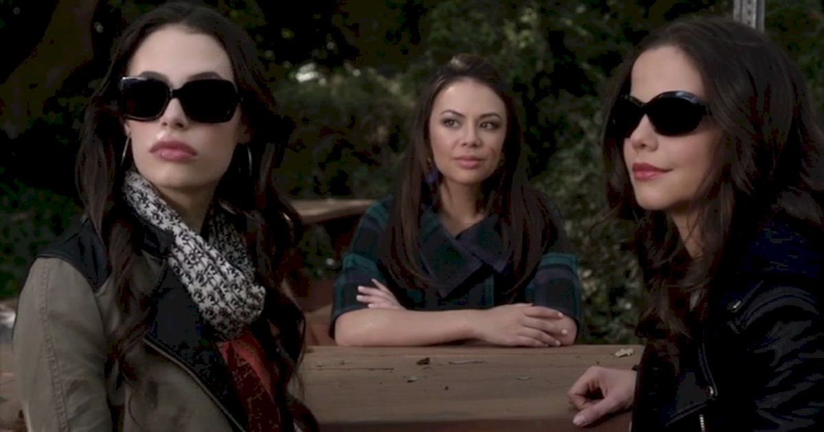 Pretty Little Liars - OMG! Jenna Marshall Is Returning To Rosewood Tonight! - 1016