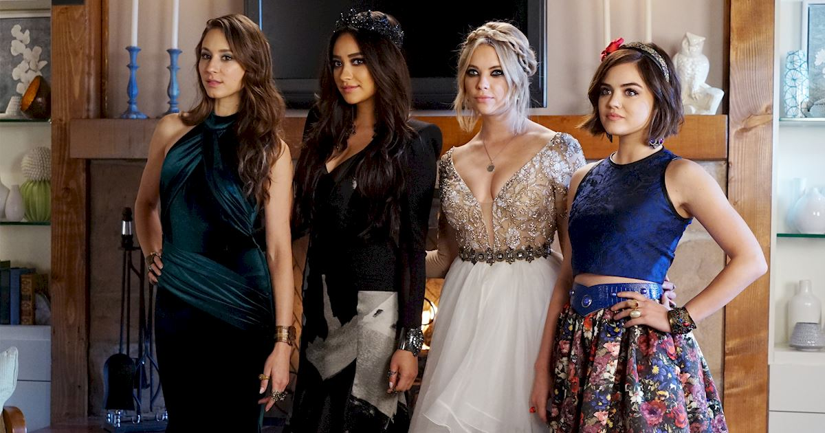 Pretty Little Liars - OMG! Jenna Marshall Is Returning To Rosewood Tonight! - 1018