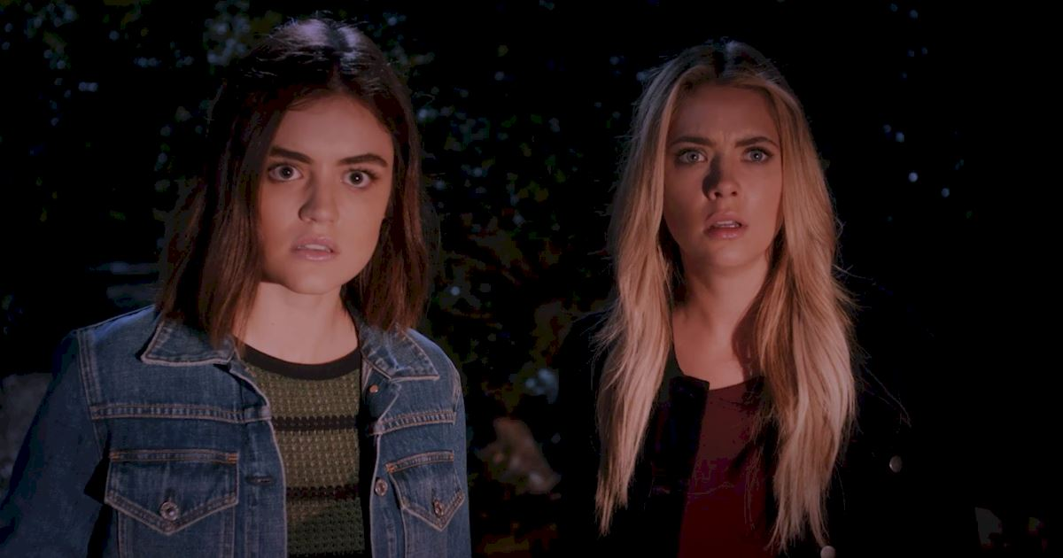 Pretty Little Liars - 20 Crazy Things We Learned In Episode 4 Of PLL!  - 1010