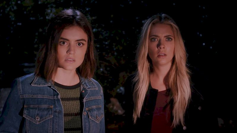 Pretty Little Liars - 20 Crazy Things We Learned In Episode 4 Of PLL!  - Thumb