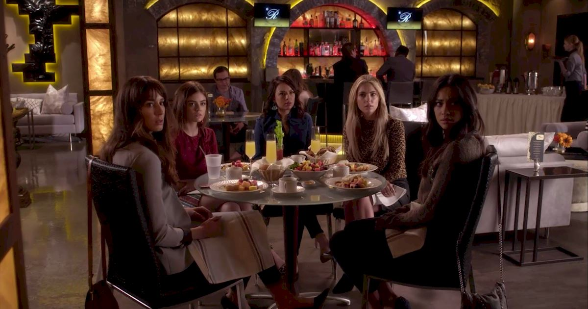 Pretty Little Liars - Were You Enchanted By The Music In Episode 4? - 1010