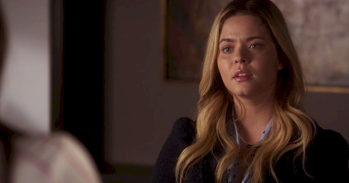 Pretty Little Liars - 21 Amazing Things We Learned From Episode 5!  - 1006