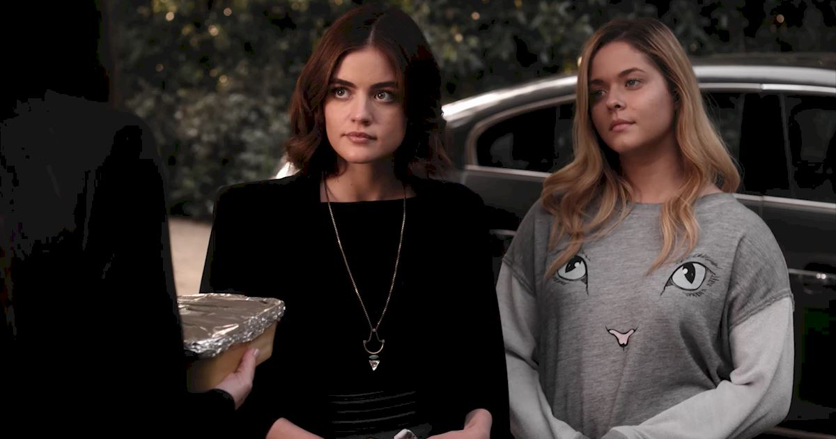 Pretty Little Liars - Your Official Recap for Season 7 Episode 5: Along Comes Mary - 1001