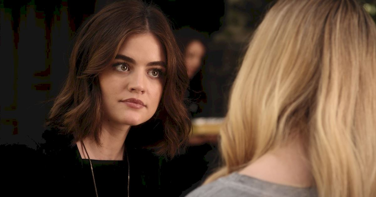 Pretty Little Liars - 16 Things You Might Have Missed From Episode 5! - 1001