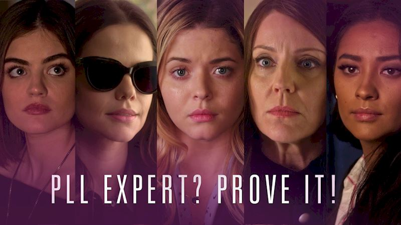 Pretty Little Liars - Ready For A PLL Quote Off? See If You Can Remember Who Said What In This Quiz Now! - Thumb