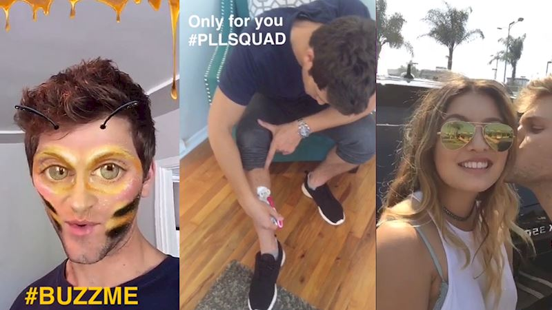 Pretty Little Liars - We Can't Stop Laughing At Keegan Allen's Dares! Watch His Hilarious Video Now! - Thumb