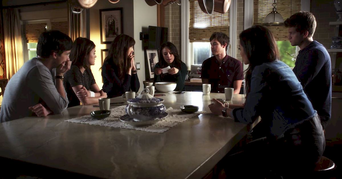 Pretty Little Liars - 22 Reasons Ezra Would Make The Perfect Husband! - 1003