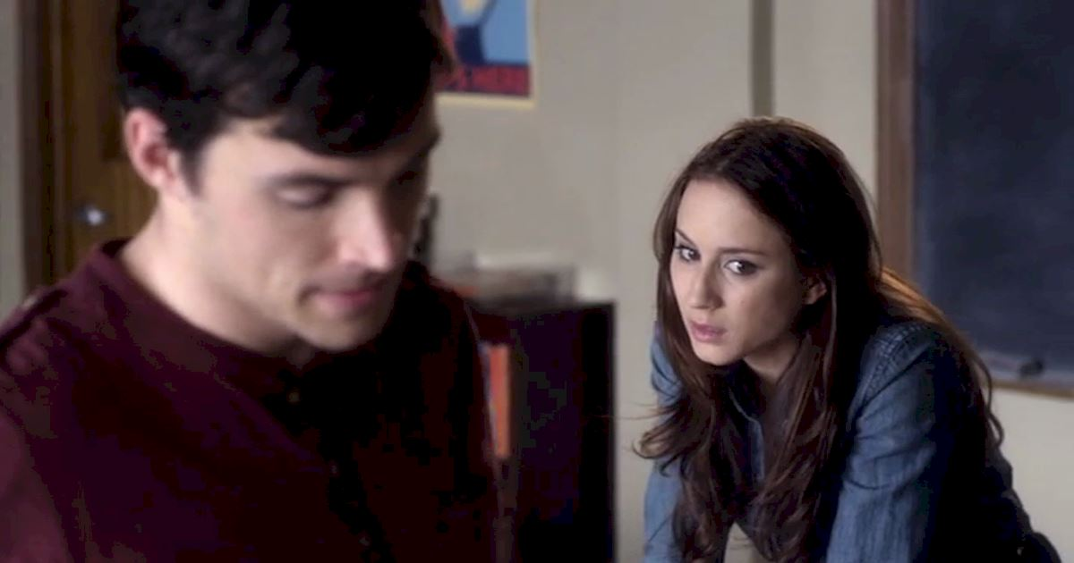 Pretty Little Liars - 22 Reasons Ezra Would Make The Perfect Husband! - 1004