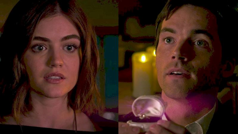 Pretty Little Liars - 10 Reasons We Wish Our Proposal Was Just Like Ezria's! - Thumb