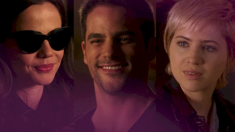 Pretty Little Liars - OMG! Jenna, Sara AND Noel?! Say Hello To One Seriously Shady Threesome! - Thumb