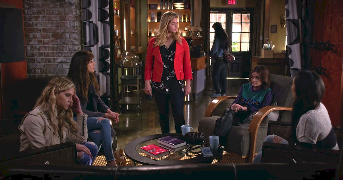 Pretty Little Liars - Check Out All The Unmissable Moments From Episode 6 Of PLL! - 1003