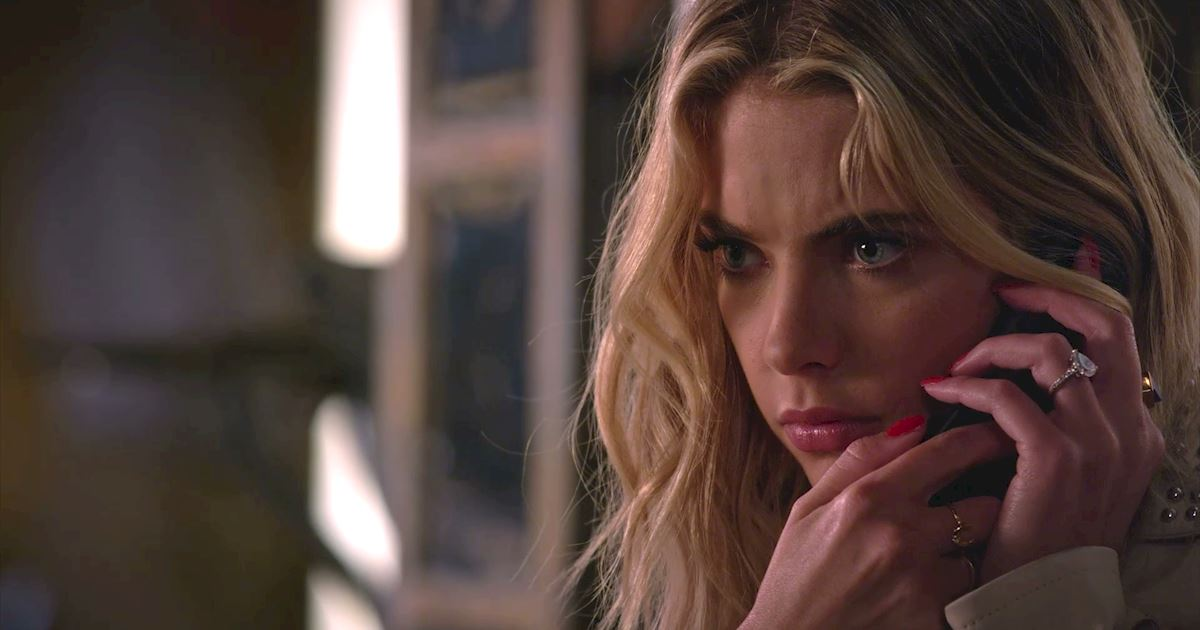 Pretty Little Liars - Check Out All The Unmissable Moments From Episode 6 Of PLL! - 1007