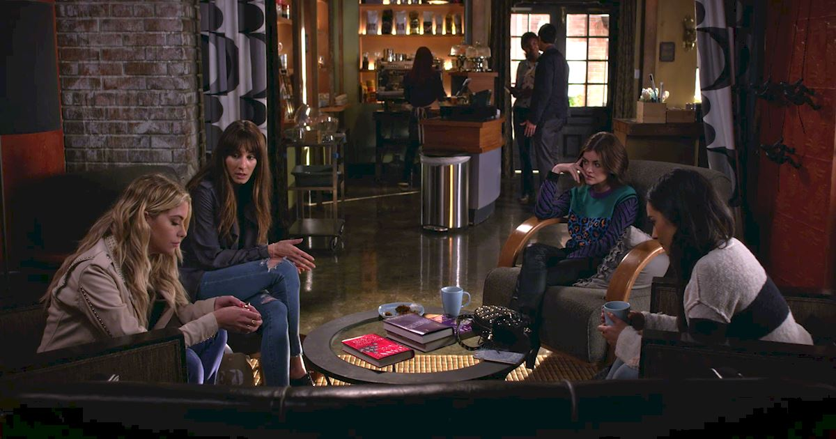 Pretty Little Liars - Your Official Recap for Season 7 Episode 6: Wanted Dead Or Alive - 1001