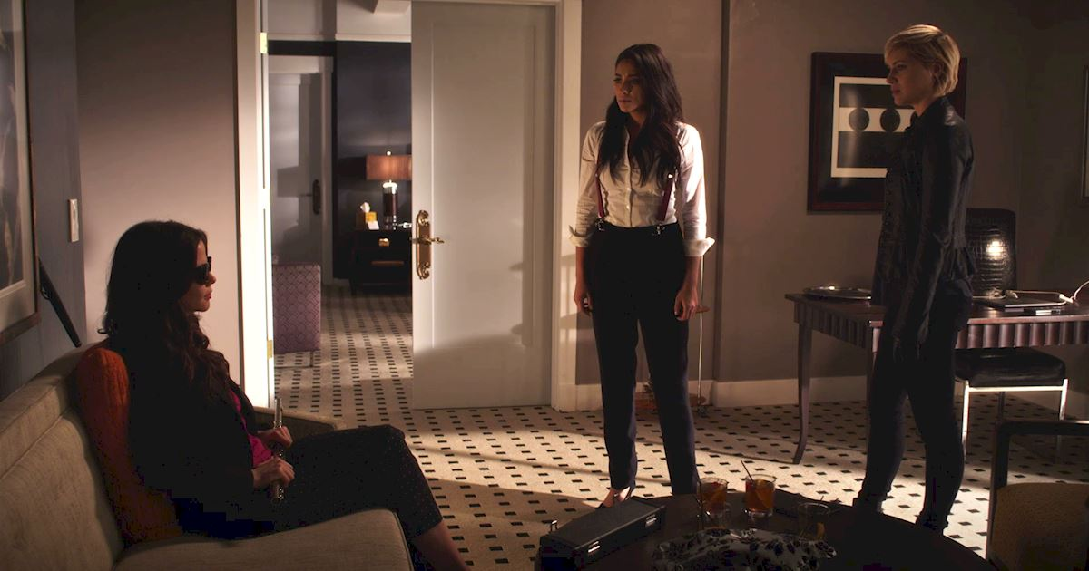 Pretty Little Liars - Your Official Recap for Season 7 Episode 6: Wanted Dead Or Alive - 1007