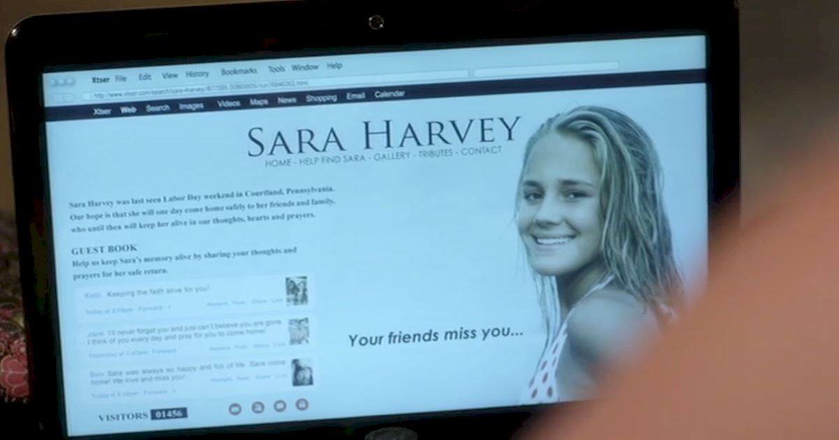 Pretty Little Liars - The Dramatic Rise And Fall Of Miss Sara Harvey! - 1003