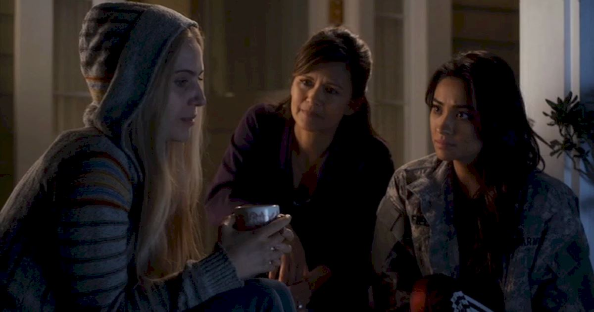 Pretty Little Liars - The Dramatic Rise And Fall Of Miss Sara Harvey! - 1008