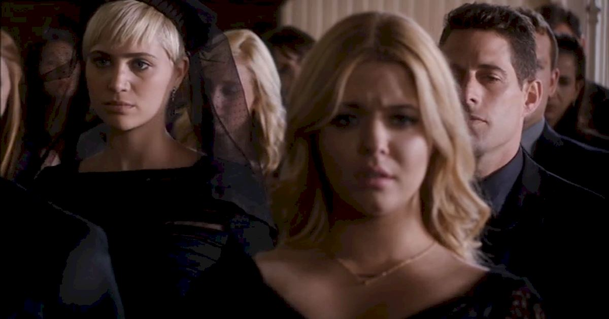 Pretty Little Liars - The Dramatic Rise And Fall Of Miss Sara Harvey! - 1019
