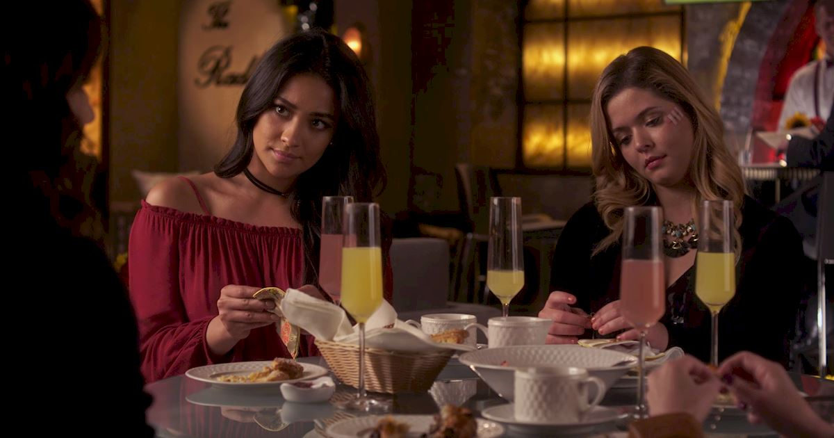 Pretty Little Liars - Your Official Recap For Season 7 Episode 7: Original G'A'ngsters - 1001