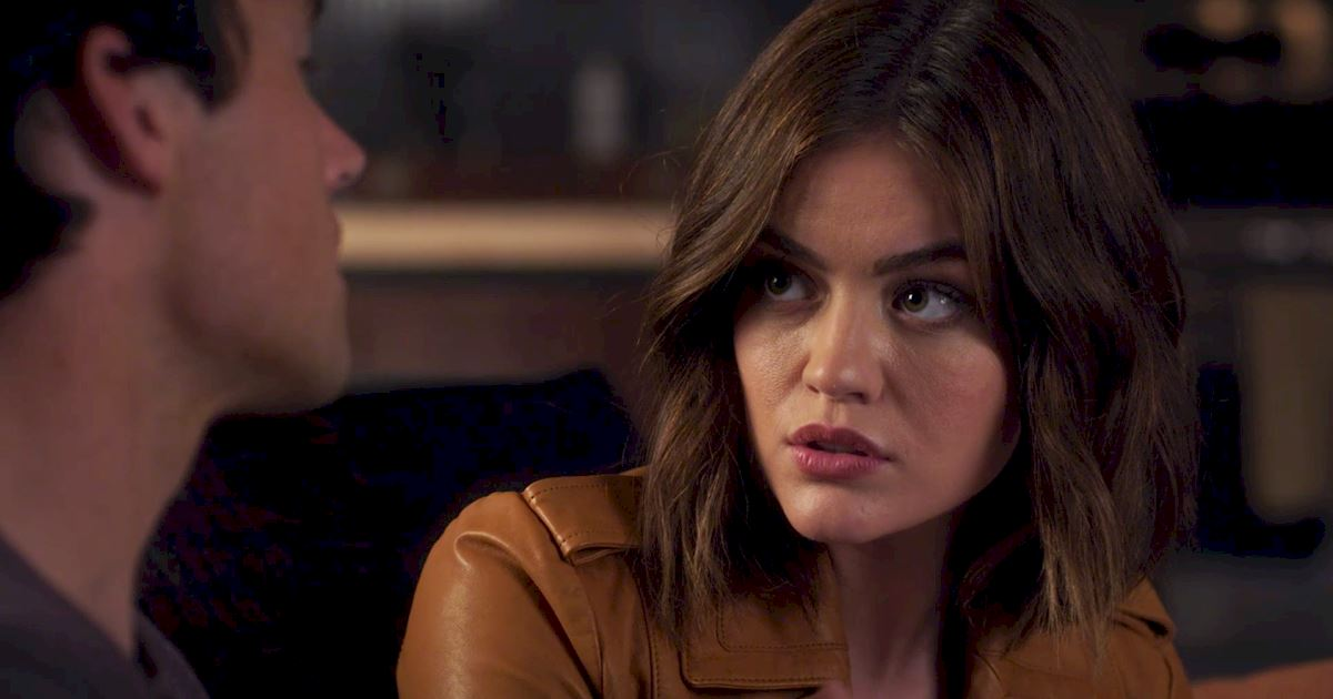 Pretty Little Liars - To Elope Or Not To Elope: What Will Happen To Ezria? - 1004