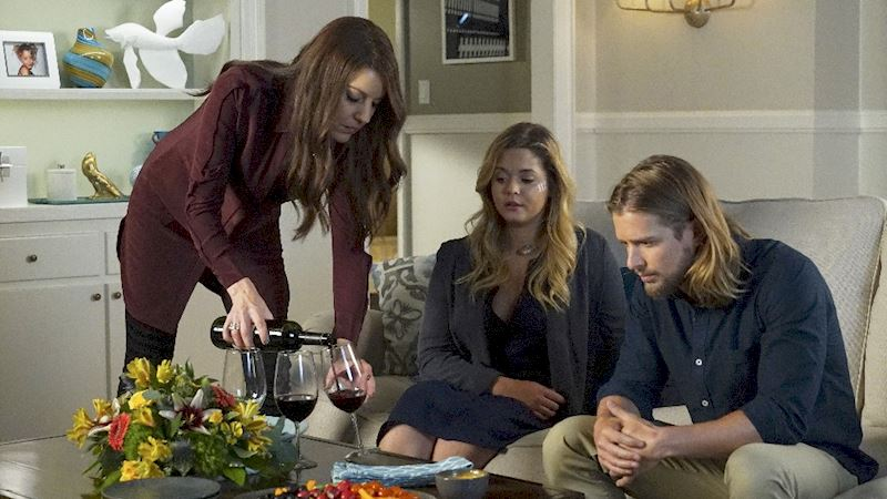 Pretty Little Liars - Will Alison Be Able To Fix Jason's Family Feud With Mary Before It's Too Late? - Thumb