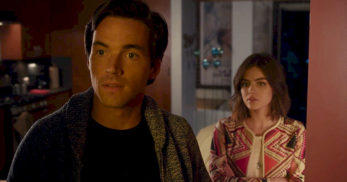 Pretty Little Liars - To Elope Or Not To Elope: What Will Happen To Ezria? - 1013