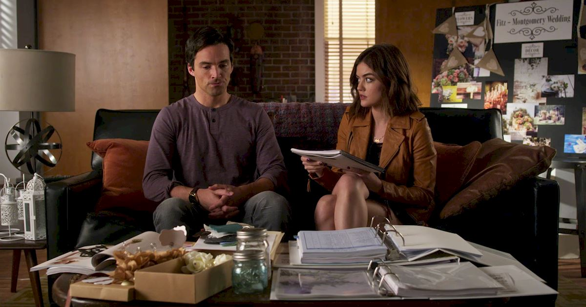 Pretty Little Liars - To Elope Or Not To Elope: What Will Happen To Ezria? - 1001