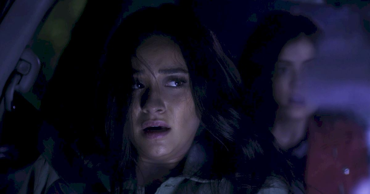 Pretty Little Liars - Check Out This Countdown Of The 5 Most Horrifying Moments In Season 7! - 1018