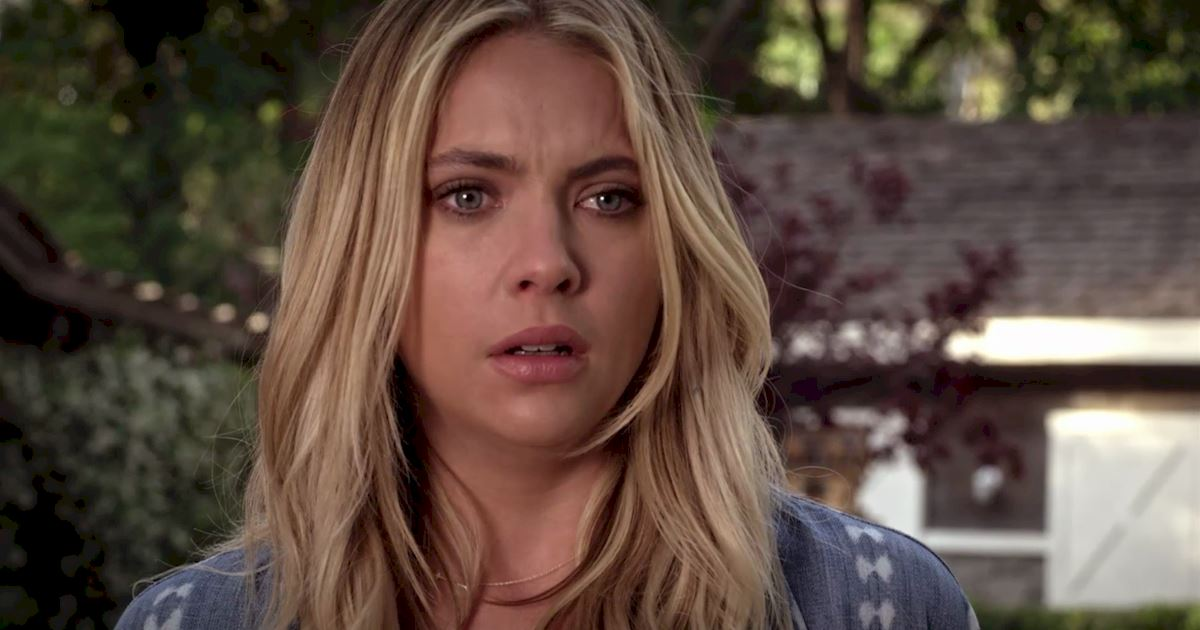 Pretty Little Liars - Check Out This Countdown Of The 5 Most Horrifying Moments In Season 7! - 1010