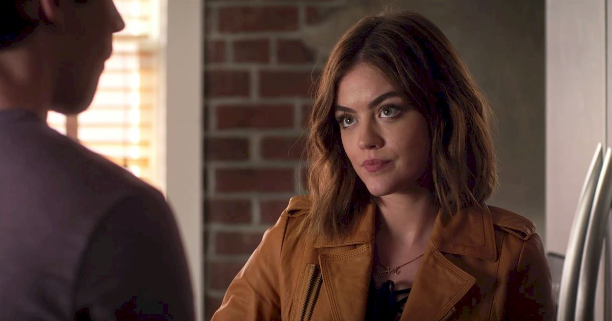 Pretty Little Liars - To Elope Or Not To Elope: What Will Happen To Ezria? - 1007