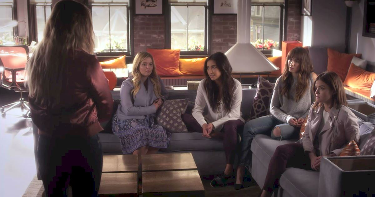 Pretty Little Liars - The 23 Things You Need To Know From Episode 8 Of PLL! - 1017
