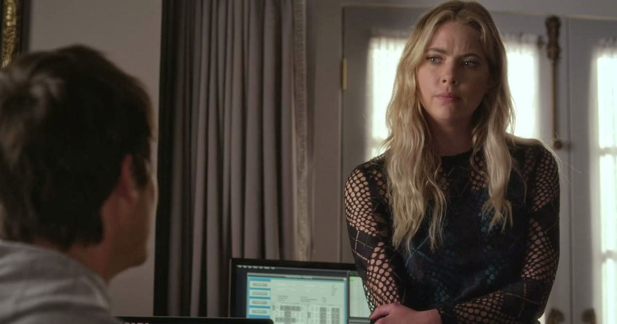 Pretty Little Liars - 7 Burning Questions We Seriously Need Answered In Episode 9 Of PLL! - 1001