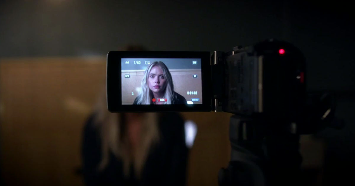Pretty Little Liars - What Could Hanna Be Planning?! Check Out The New Promo Now! - 1002