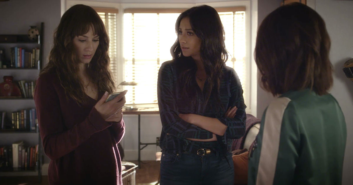Pretty Little Liars - The 20 Totally Amazing Things We Learned In Episode 9 Of PLL! - 1001