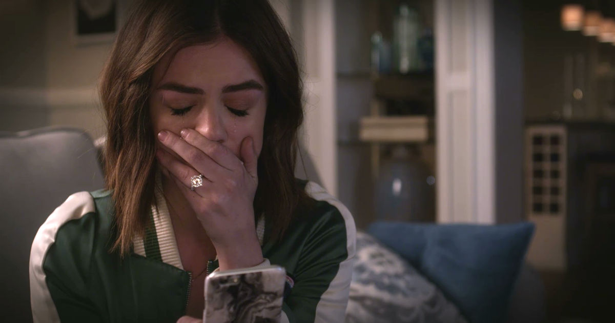 Pretty Little Liars - The 20 Totally Amazing Things We Learned In Episode 9 Of PLL! - 1018