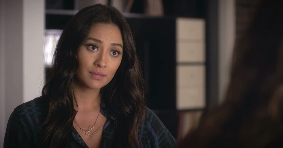 Pretty Little Liars - Your Official Recap For Season 7 Episode 9: The Wrath Of Kahn - 1001
