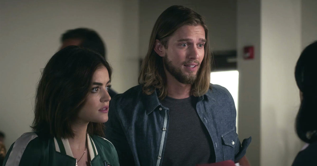 Pretty Little Liars - Your Official Recap For Season 7 Episode 9: The Wrath Of Kahn - 1007