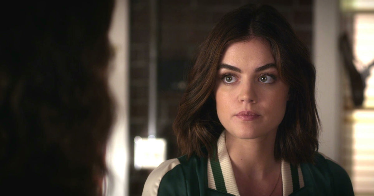 Pretty Little Liars - Nicole Isn't Coming Home So Can Ezria Just Say 'I Do' Already?! - 1017