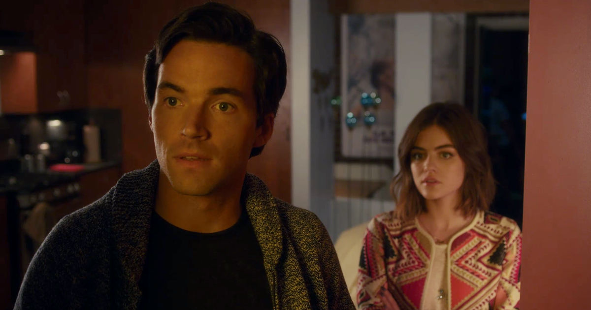 Pretty Little Liars - Nicole Isn't Coming Home So Can Ezria Just Say 'I Do' Already?! - 1013