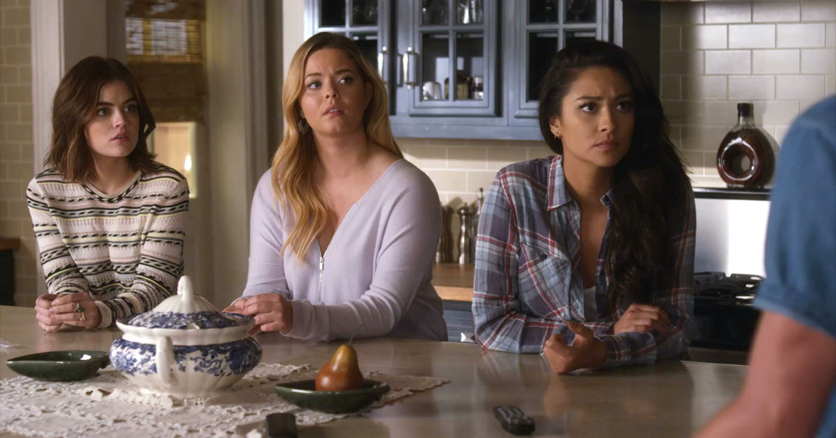 Pretty Little Liars - OMG! Check Out The 32 Crazy Things We Learned From The Epic PLL Summer Finale - 1003