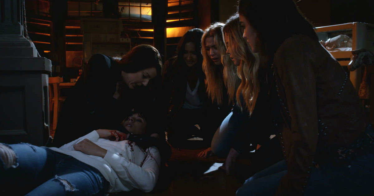 Pretty Little Liars - 19 Questions That NEED To Be Answered In 7B! - 1016