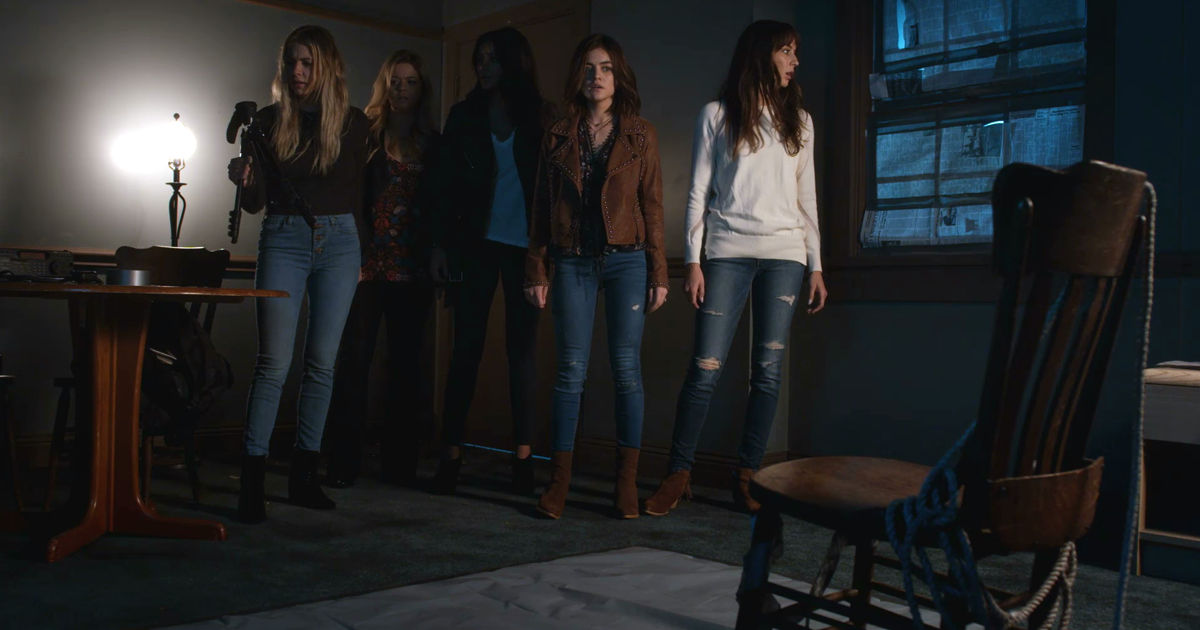 Pretty Little Liars - 19 Questions That NEED To Be Answered In 7B! - 1009