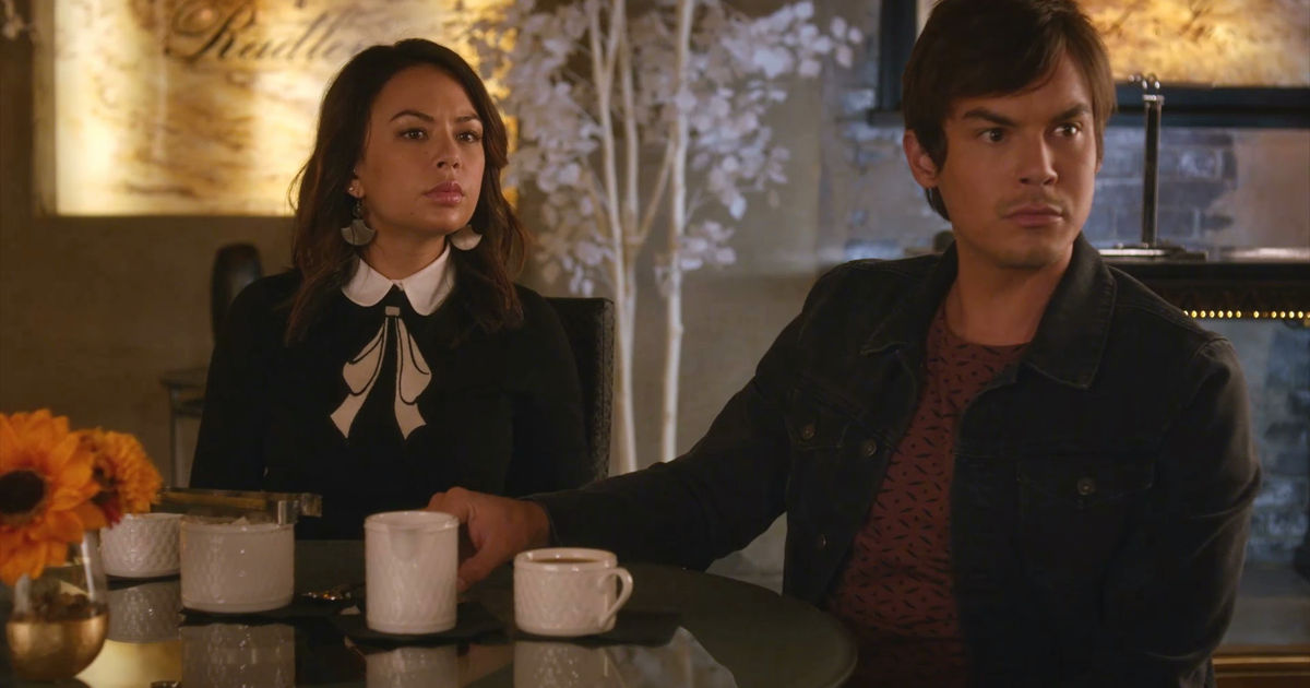 Pretty Little Liars - Noel Escapes Under Mona's Watch! Is Miss Vanderwaal Up To Her Old Tricks Again? - 1007