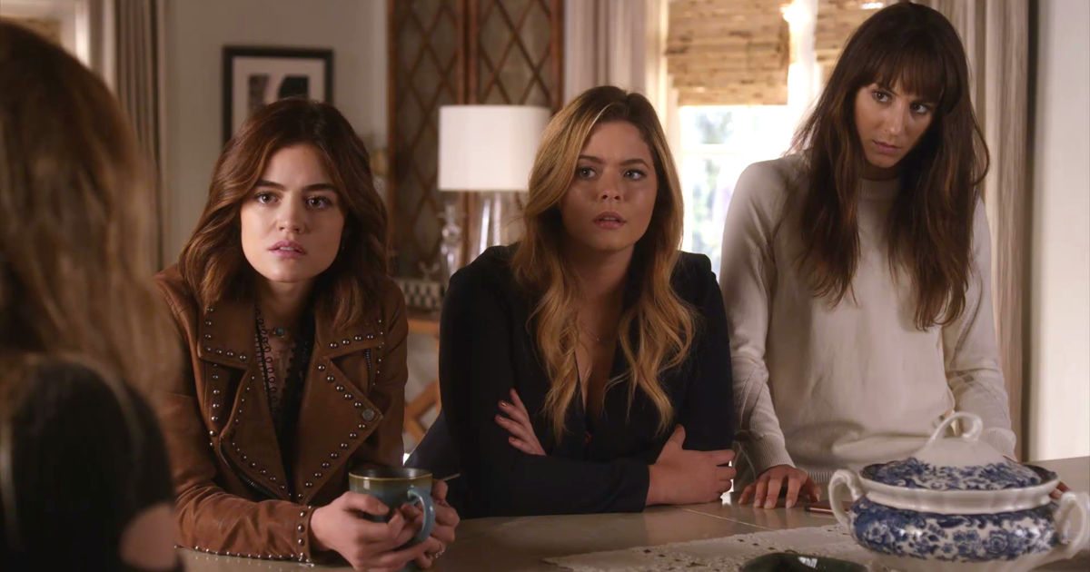 Pretty Little Liars - Noel Escapes Under Mona's Watch! Is Miss Vanderwaal Up To Her Old Tricks Again? - 1005