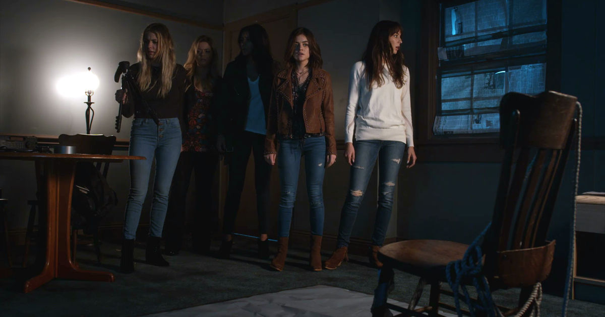 Pretty Little Liars - Noel Escapes Under Mona's Watch! Is Miss Vanderwaal Up To Her Old Tricks Again? - 1006