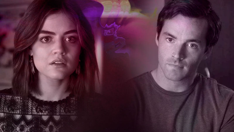 Pretty Little Liars - WOW! Did Ezra Seriously Just Do That To Aria?!  - Thumb