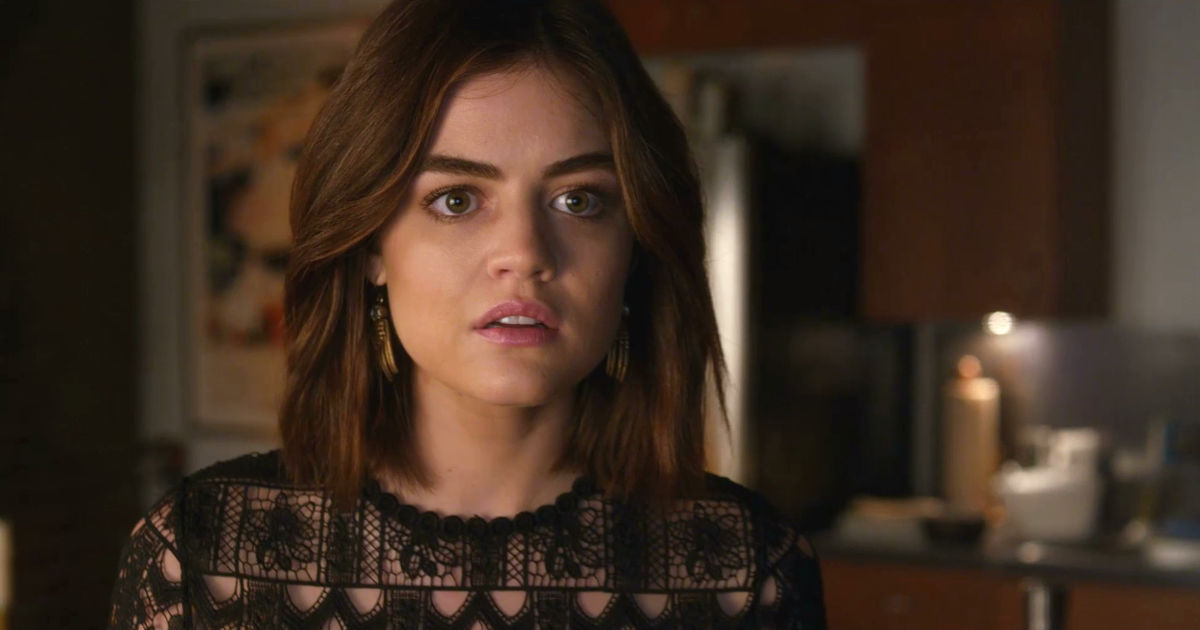 Pretty Little Liars - WOW! Did Ezra Seriously Just Do That To Aria?!  - 1006