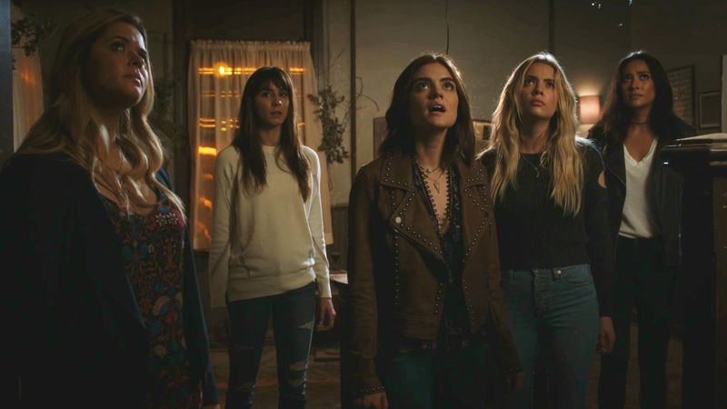 Pretty Little Liars - Prove You Know Everything About The 7A Finale With This Crazy Hard Quote Quiz! - Thumb