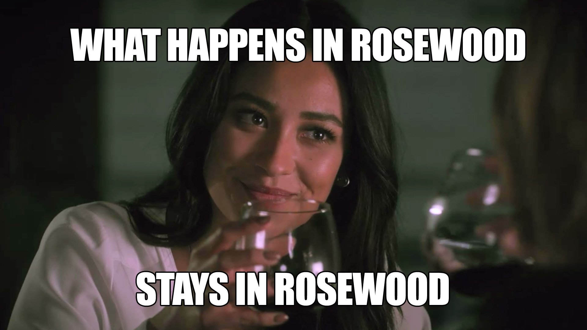 Pretty Little Liars - Create Your Very Own Sass-tastic PLL Memes! - 1010