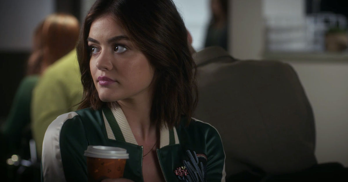 Pretty Little Liars - Ready For The Most Controversial Question EVER? Who Do You Ship More: Ezria Or Jaria? - 1011