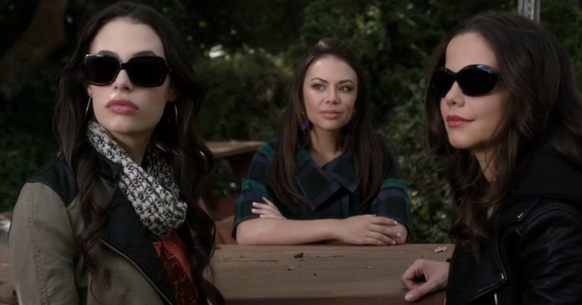 Pretty Little Liars - What Does Sydney's Return Mean For The Liars? - 1005